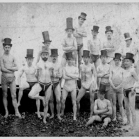 Top Hats and Speedos