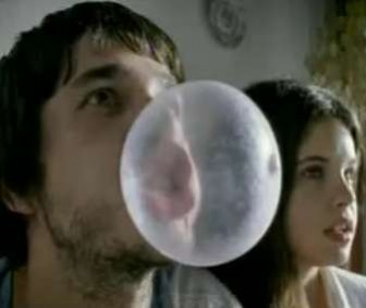 Condom Commercial  Italian Chewing Gum