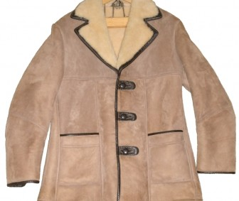 Skin Deep Coat - Front