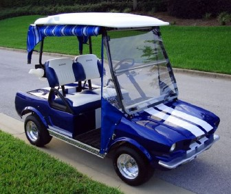 Shelby Golf Cart