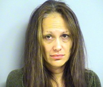 Elizabeth Halfmoon - Mug Shot - Making Meth At Walmart