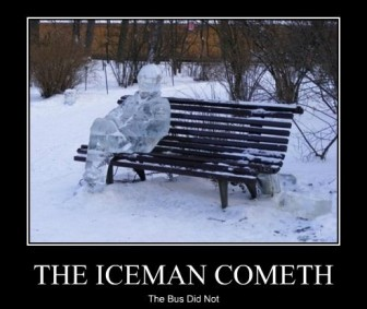 The Iceman Cometh - Eugene O&#039;Neill 1939