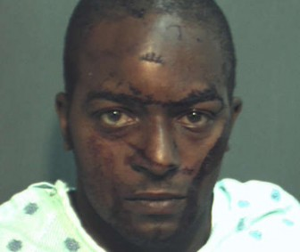 Mug Shot - Terance Lanar Rush