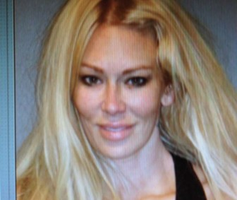 Jenna Jameson Mugshot - WESTMINSTER POLICE DEPARTMENT