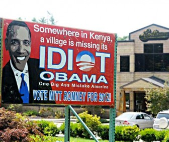 Somewhere In Kenya Village Is Missing Its Idiot