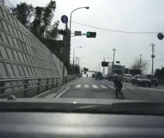 video - boy falling off motorcycle