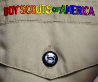 Boy Scouts OK To Be Gay - Until You&#039;re 18