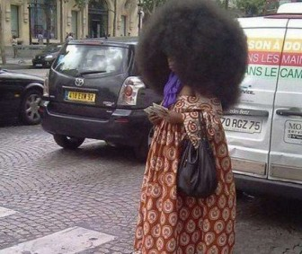 World&#039;s Largest Afro  Biggest Afro